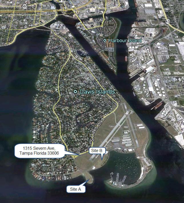 Davis Island Yacht Club Beach Florida Sunset Weddings-9544