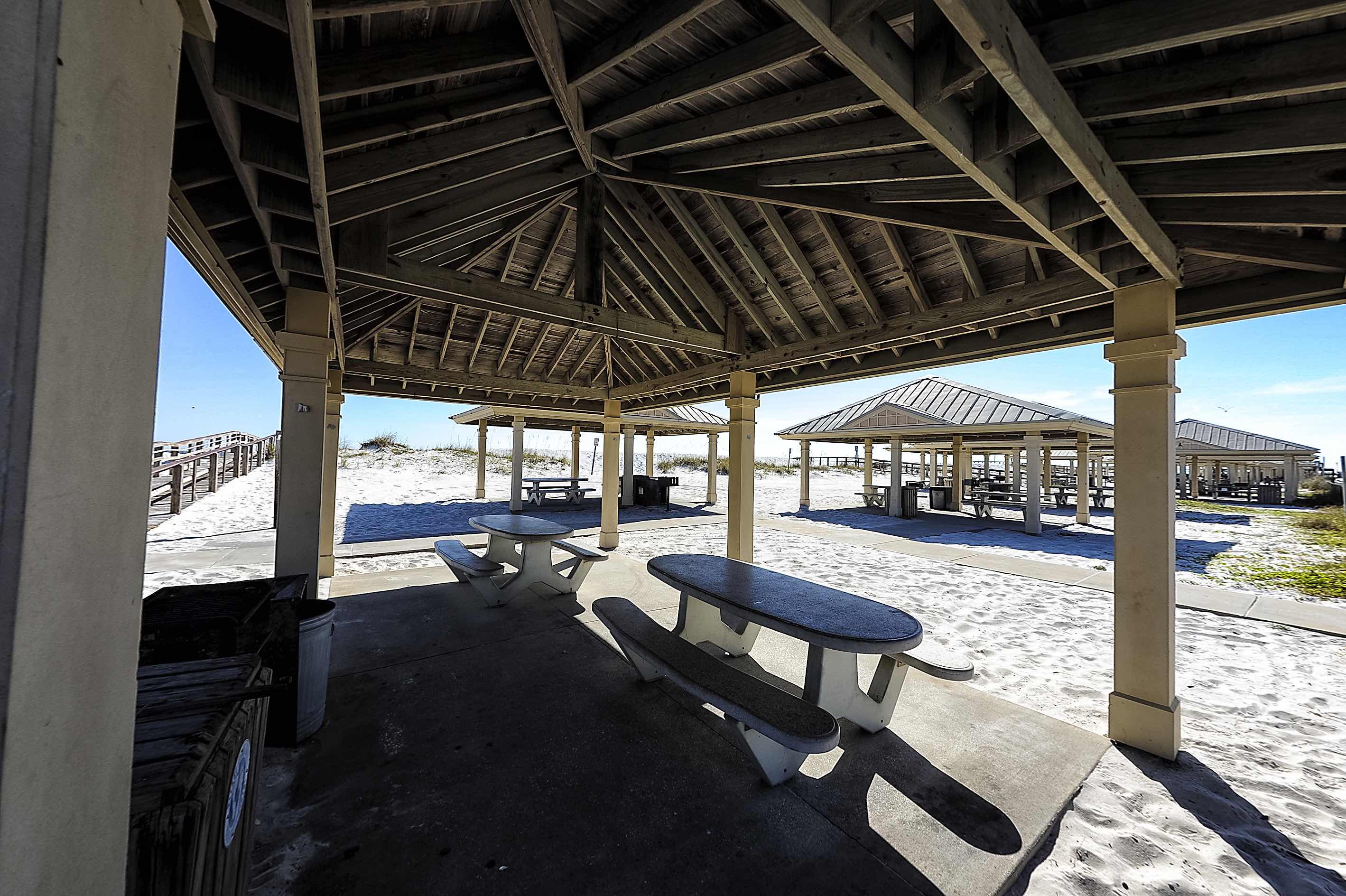 4-Pensaclola-Beach-Park-West-Pavilions-On-Site